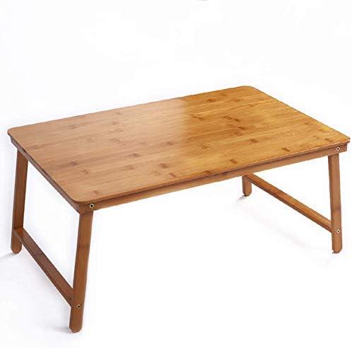 WGG Bandeja de cama de mesa con patas plegables, que sirve ...
