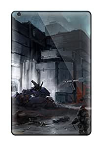 New Style Fashion Tpu Case For Ipad Mini 2- Halo Defender Case Cover 5678013J48547249