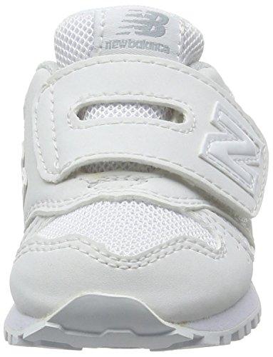 New Balance Kv373awi M, Zapatillas Unisex Niños Blanco (White)