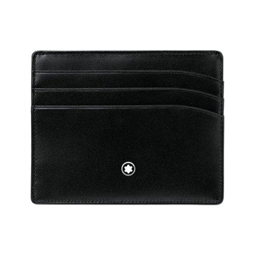 Montblanc Masterpiece Credit Card Case Black 4017941572370