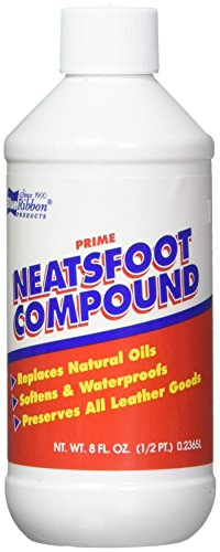 Blue Ribbon Prime Neatsfoot Compound, 8 Fluid Ounce