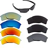 #1: Best SEEK Replacement Lenses Oakley FLAK JACKET XLJ Multiple Options