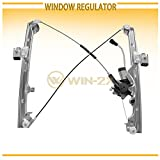 02 chevy avalanche window motor - WIN-2X New 1pc Front Driver Left Side Power Window Regulator With Motor Assembly Fit Chevy/GMC/Cadillac Silverado Sierra Classic Body Suburban Avalanche Tahoe Yukon XL Escalade EXT ESV