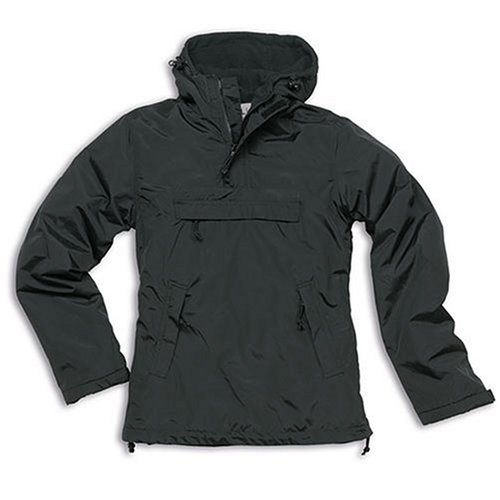 Surplus Ladies Windbreaker, SCHWARZ, S