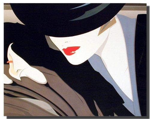 Mystique Nick Georgiou Vogue Exotic Lady Wall Decor Art Print Poster - Cost Vogue
