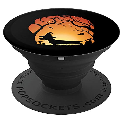 Halloweenie Dachshund Halloween Doxie Wiener Dog - PopSockets Grip and Stand for Phones and -