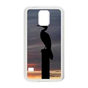 The Lonely Night Hight Quality Plastic Case for Samsung Galaxy S5