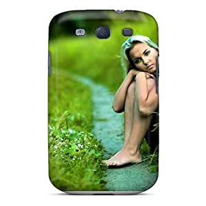 Welchmoibe1999 Fashion Protective Sad Beauty Cases Covers For Galaxy S3