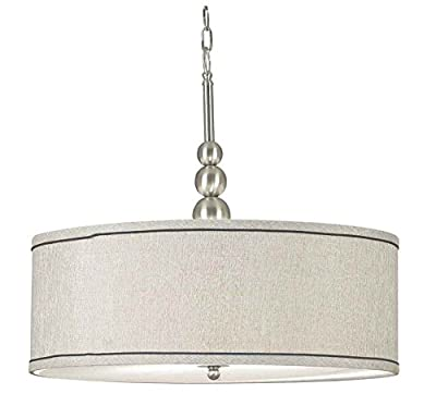 Design Craft Clark 3-Light Pendant Lamp