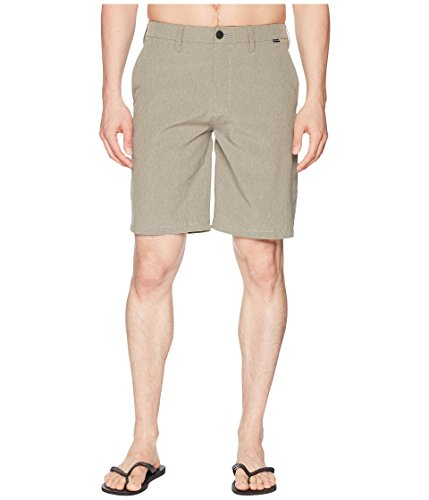 Hurley Men's Phantom Hybrid Walkshorts Dark Stucco 34 20