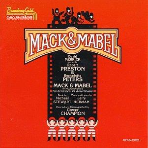 Mack Mabel 1974 quality Atlanta Mall assurance Cast Original Broadway