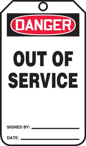 out of service tags - 6