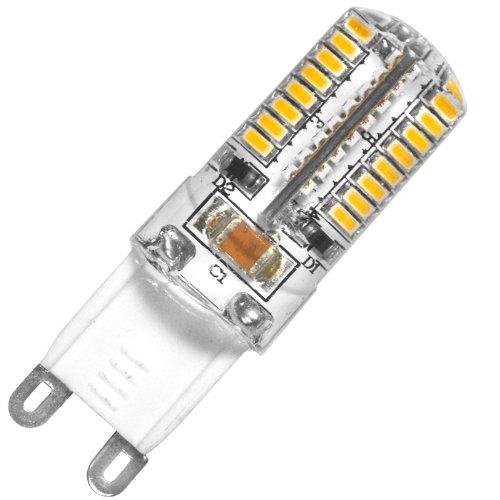 """""""230V Hochvolt Halogen Stiftsockellampe G9, 40Watt, 10 Stück"""" – smash-g8.de"""