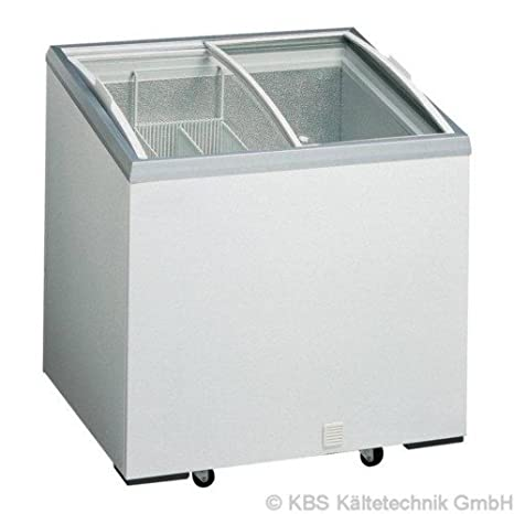 KBS Congelador D 201 - con biselada y forma de arco Tapas ...