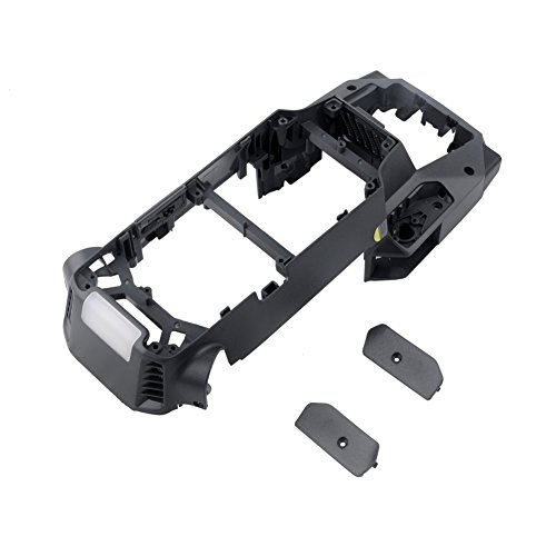 Replacement Body Shell - Original Middle Shell Canopy Hood Cover Frame Replacement Body Parts for DJI Mavic Pro