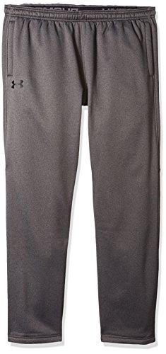 Under Armour Men's Storm Armour Fleece Pants, Carbon Heather /Black, XXXX-Large by Under Armour (Image #1)
