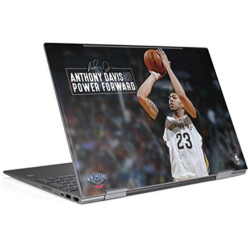 Skinit NBA New Orleans Pelicans Envy x360 15t (2018) Skin - Anthony Davis #23 New Orleans Pelicans Power Forward Design - Ultra Thin, Lightweight Vinyl Decal Protection by Skinit (Image #4)'