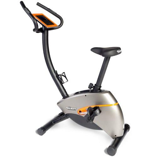 Velocity Exercise Magnetic Upright Exercise Bike