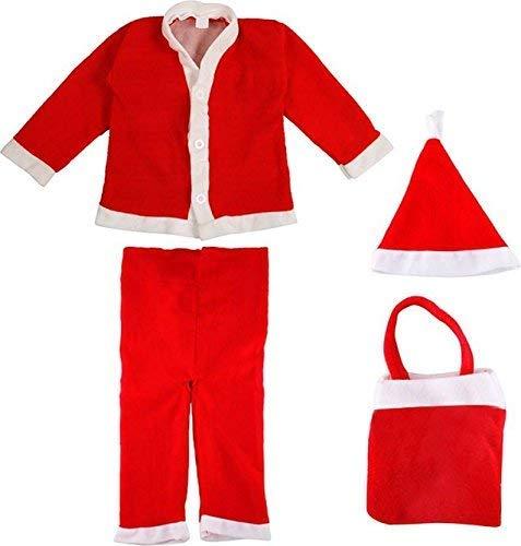 Western Deco Collection Disfraz de Papá Noel para el día de ...