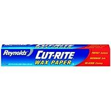 Cut-Rite Wax Paper by Reynolds 75 Sq.Ft