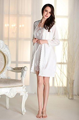 Silk chemise small