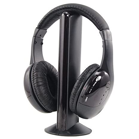 Akai CW04 Auricular con micrófono Binaural Diadema Negro - Auriculares con micrófono (Media/Comunicación
