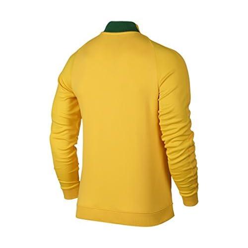 50e96d54175d Nike Confédération Brésil 2015% 2F2016 de Football Officiel AUTH N98 Veste  pour homme