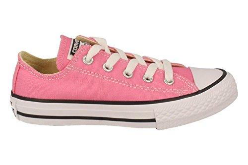 K Star Taylor mixte Royal Chuck Chaussures Converse All enfant Rose Textile AHIfq6