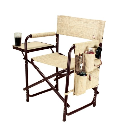 Picnic Time Portable Folding 'Sports Chair', Botanica