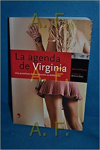 La Agenda De Virginia: Amazon.es: Libros