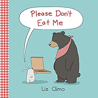 Book Cover: Please Don't Eat Me
