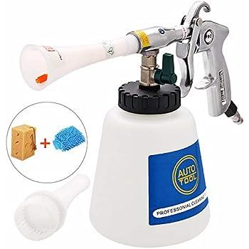 Amazon.com: Fochutech - Kit de limpieza de espuma para coche ...