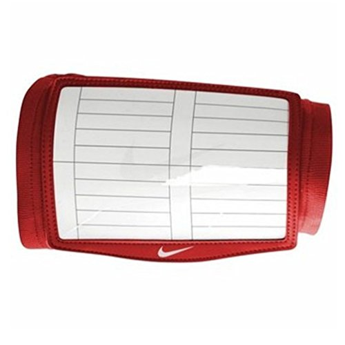 Baseball Nike Wristbands (Dri-FIT NIKE Pro Combat Playcoach Wristband Red)
