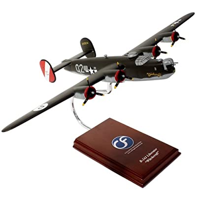 "Mastercraft Collection Consolidated B-24J ""Witchcraft"" Model Scale:1/60"