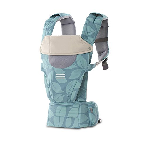SINNAYEO - Silva Natural Organic Soft Baby Carrier (Herb Mint) by SINNAYEO