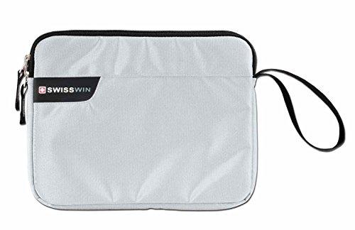 Swisswin Tasche Ipad Cover Gray, Grau, S, 1 Liter, LA005