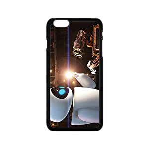 wall-e and eve wide Case Cover For iPhone 6 Case