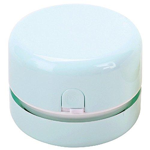 Alaxy(TM), Portable Mini Table Desktop Vacuum Cleaner(Green)