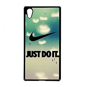 Funda,Sony Xperia Z3 Plus Funda,The Nike Just Do It Brand Logo Funda,Protective Funda