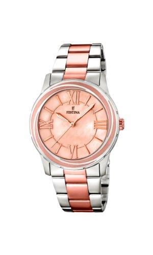 Festina Classic Ladies F16723/2 Wristwatch for women Classic & Simple