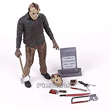 Amazon.com: Lemongrass. 2009 Deluxe Auflage Jason Voorhees 7 ...