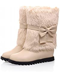 Amazon.com: Pink - Snow Boots / Outdoor: Clothing, Shoes & Jewelry