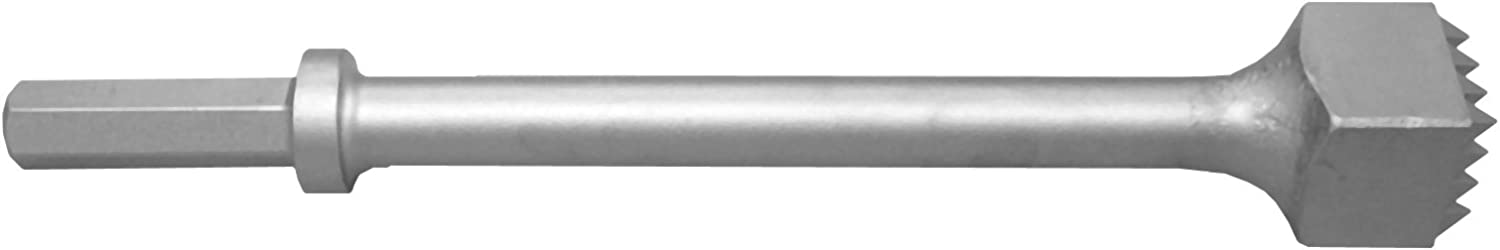 1 by 4-1//4-Inch Hex Shank Steel Bushing Tool Designed for 30-40lb Class Pavement Breakers Champion Chisel 16 Steel Teeth