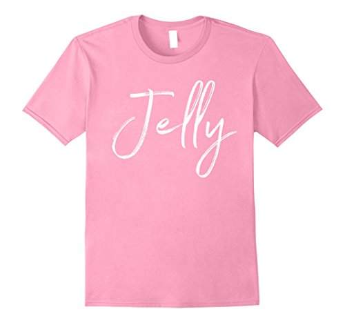 Mens Jelly Matching Peanut Butter Shirt Couples Halloween Costume Medium -