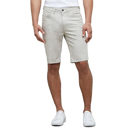 Reaction Kenneth Cole Classic Solid Short - Men's - Flax by Kenneth Cole New York