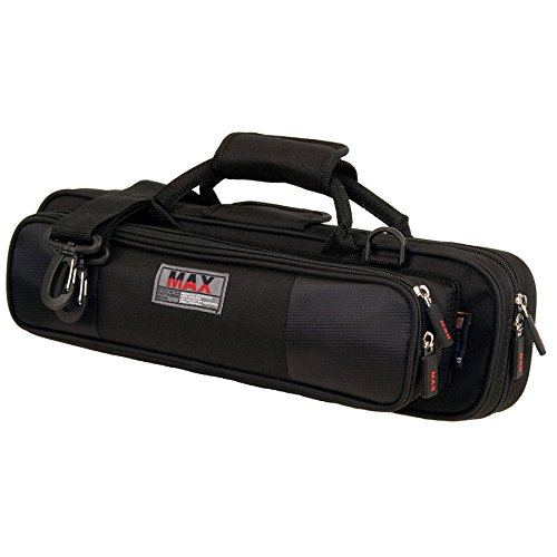 Protec Flute (B or C Foot) MAX Case - Black, Model MX308