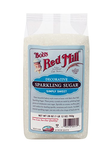Bob's Red Mill Decorative Sparkling Sugar