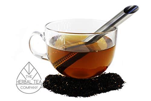 Chicory Root Tea Loose Herb Darjeeling Tea Blend 100g Organic With Mango Flavour