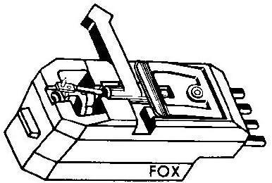 FONOCAPSULA CERAMICA FOX 2159 ZST: Amazon.es: Bricolaje y herramientas