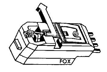 FONOCAPSULA CERAMICA FOX 2159 ZST: Amazon.es: Bricolaje y ...